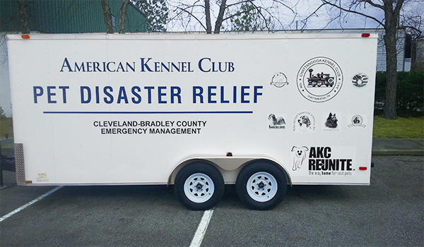 AKC Pet Disaster Relief